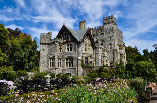 5Hatley Park Castle & Museum