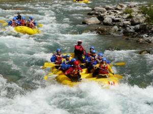 COTR Rafting